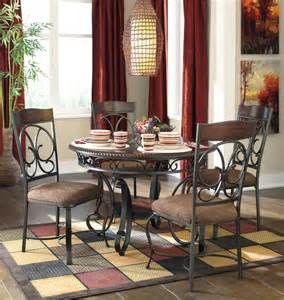 Ashleys Furniture Dining Room Sets Furniture Glambrey Dining Room Collection Traditional Dining Sets New York By
