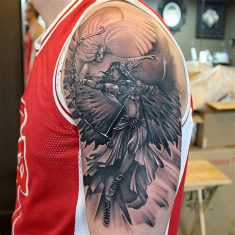 43 heavenly angel tattoo designs tattooblend