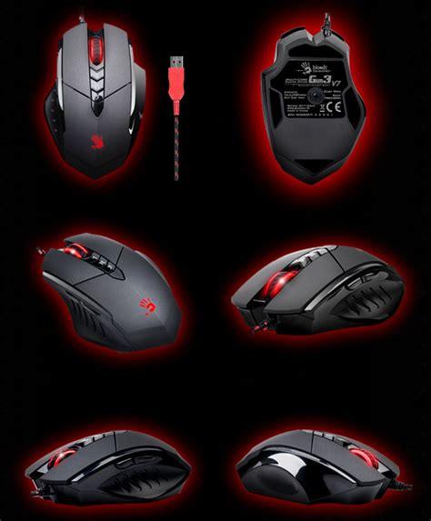 Mouse Macro Bloody jual bloody v7ma 3200dpi macro gaming mouse graha baru komputer