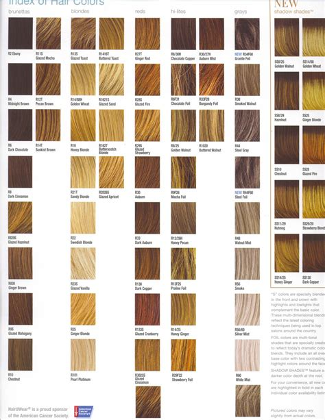 age beautiful color chart best 25 hair color names ideas on color names