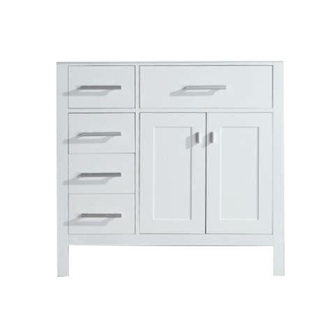 36 base cabinet with drawers dec076dl w cb design elements dec076dl w cb 36