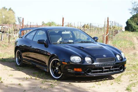 1996 Toyota Celica 1996 Toyota Celica Information And Photos Zombiedrive