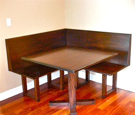dining table dining table with banquette