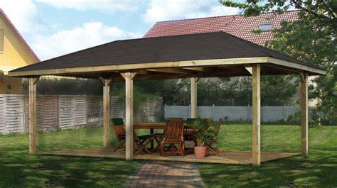 holz pavillon mit seitenteilen holz pavillon mit seitenteilen bvrao