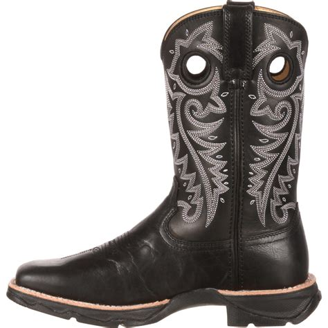 durango western boots s black western boot red up rebel by durango