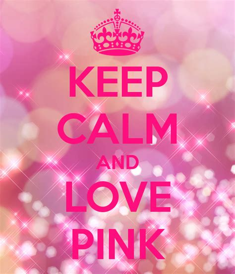 Keep Calm Pink keep calm and pink poster gverv keep calm o matic