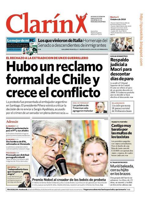 diario clarin argentina 05 10 2010 avaxhome