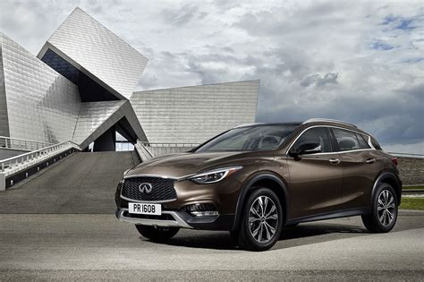 infiniti qx30 2016 the crucial crossover revealed in
