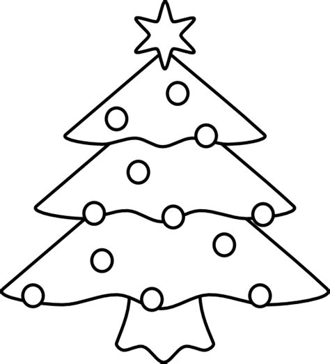 christmas tree outline printable new calendar template site