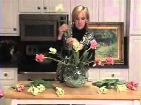 How To Make A Silk Flower Arrangement In A Vase by How To Make A Silk Flower Arrangement