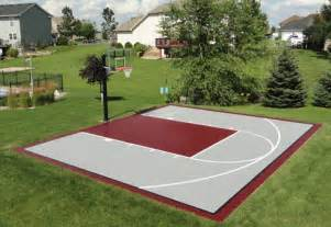 backyard basketball courts on 37 pins