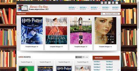 templates para blogger de filmes template para blog de livros online mprocopio