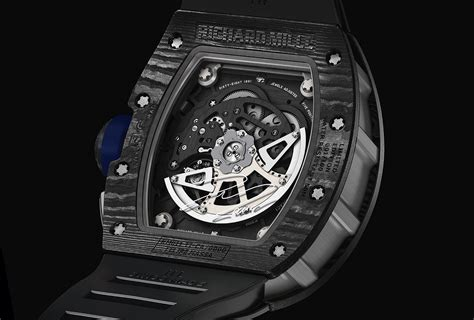 Ntpt Carbon Limited Edition Movement Custom Modified Swiss 7750 F 1 watches by sjx richard mille introduces the rm 056 and rm 011 felipe massa 10th anniversary