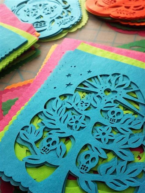 Best 25  Papel picado ideas on Pinterest   Paper snowflake