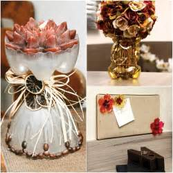 Diy Home Decor Craft Ideas by 3 Easy Craft Ideas For Recycling Plastic Bottles In The