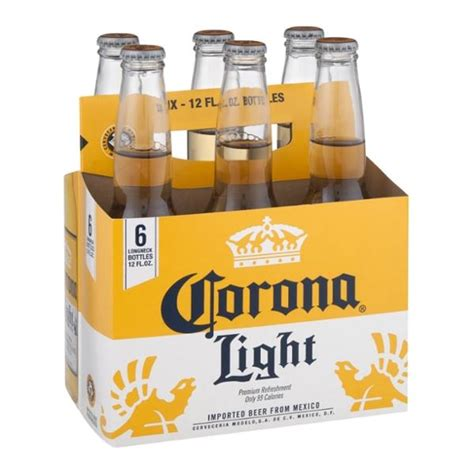 corona light 6 pack hy vee aisles grocery