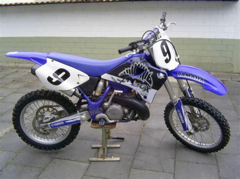 125ccm Motorrad Yamaha Cross by Yamaha Yz 250 Vollcross Motorr 228 Der Teile Bornheim