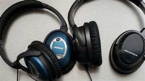best earphones monoprice monoprice noise canceling headphone review cnet