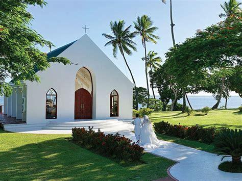 Shangri La Fijian Resort Fiji Wedding Packages 2019 / 2020.