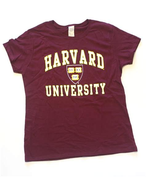 T Shirt Harvard Marun by T Shirts Harvard Clothing Harvard Book Store