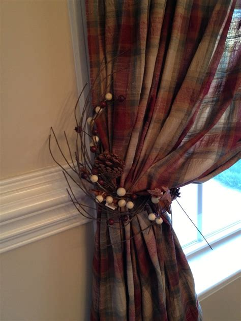 primitive curtain tie backs best 25 country curtains ideas on pinterest rustic