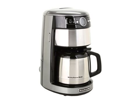 kitchenaid 12 cup thermal coffee maker shipped free at