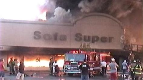 Film Focuses On Cfd Recovery After Sofa Super Store Fire
