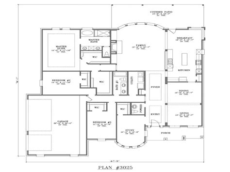 New One Story House Plans by Best One Story House Plans One Story House Plans House