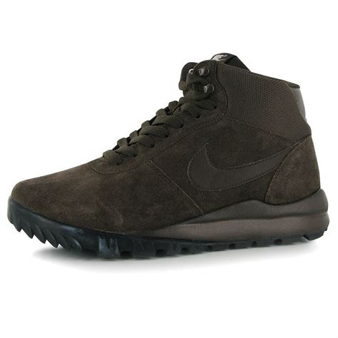 nike walking boots mens nike mens hoodland walking boots hiking trekking lace up