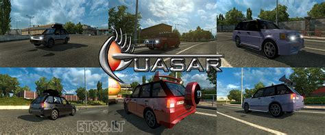 Saints Row 3 Auto Tuning by Auto Quasar In Traffic Ets 2 Mods