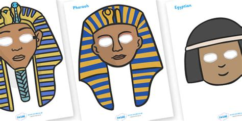 ancient mask template 9 best images of printable play crafts doctors