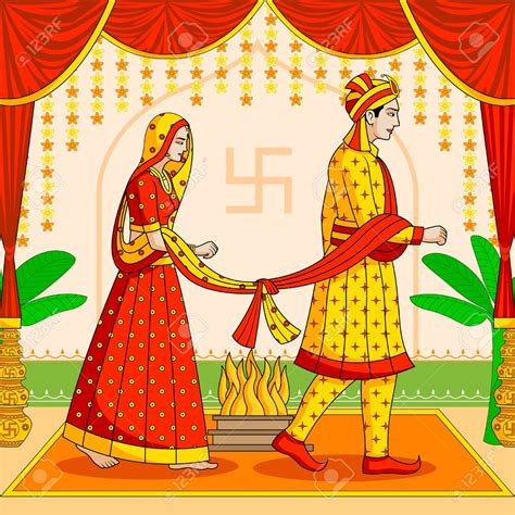 Wedding Clipart Color by Indian Wedding Colour Clipart 101 Clip