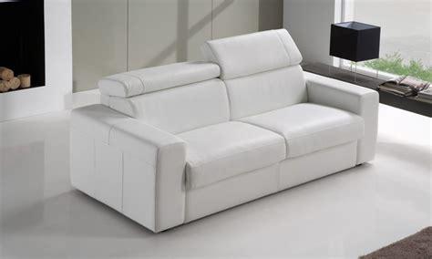 Canapé En Cuir Convertible by Canap 201 Convertible Cuir Morris Altoni Leather Home Center