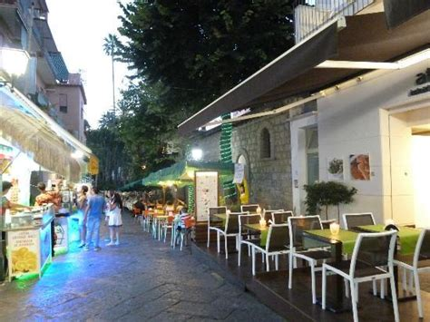 Appartments In Sorrento another view of the terrace in this busy picture of sorrento apartments sorrento