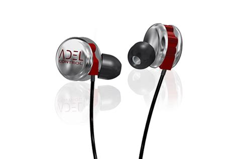 New Ihearsafe Headphones Aim To Save The Hearing Of The Ipod Generation by 1964 Adel In Ear Headphones Aim To Save Your Hearing