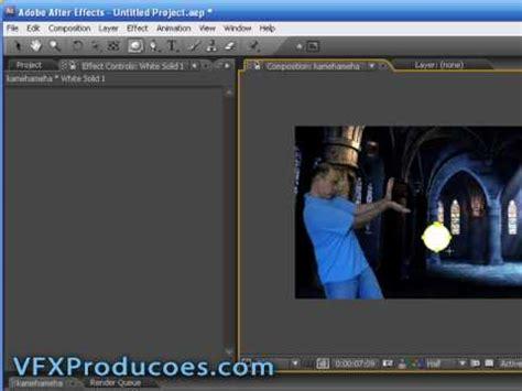tutorial after effects kamehameha tutorial after effects portugu 234 s kamehameha bola de