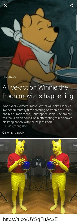 Helm Gm Winnie The Pooh 25 best memes about war z war z memes