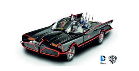 Wheels Batman Classic Tv Series Batmobile Murah wheels djj39 batman classic tv series batmobile 1966 black 1 18