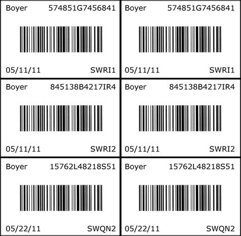printable upc labels barcode labels custom labels inventory control barcode