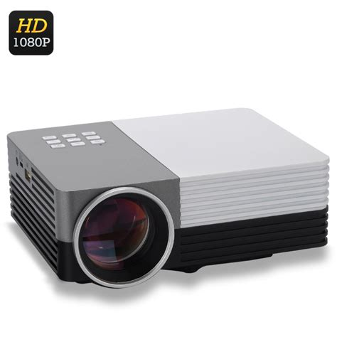 Mini Projector Led Luxeon wholesale lcd led projector 1080p projector from china