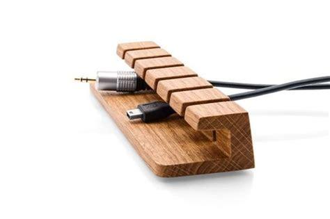 Cable Organizer Desk Best 25 Cord Holder Ideas On Leatherworking Guide Cable Organizer And Leather Diy