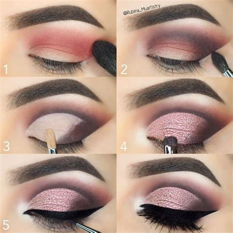where do you put your makeup on step by step tutorial on how to blend eyeshadows perfectly