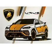 Lamborghini Urus  Hossein Draw To Drive