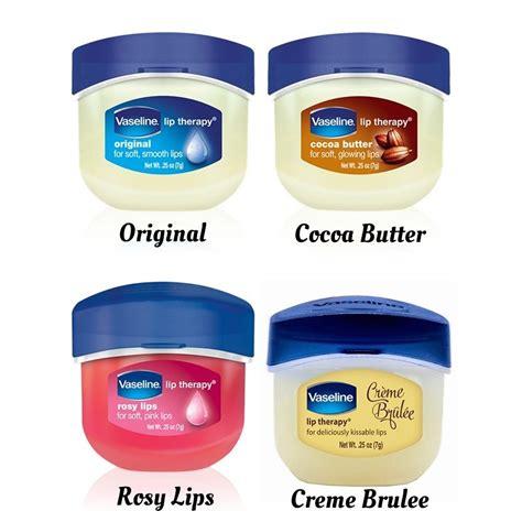 Vaseline Lipbalm vaseline lip therapy lip balm 7g original shopee indonesia