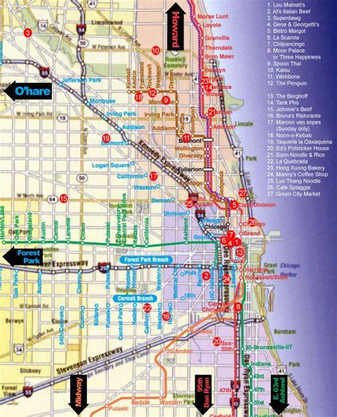chicago el map chicago el map swimnova