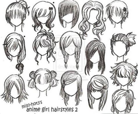 tutorial menggambar olaf xcribble desenhos cabelos femininos