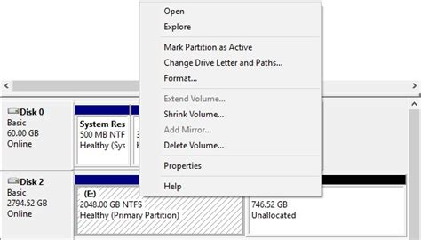 format 3tb hdd gpt how do i fix 3tb hard drive only uses 2tb