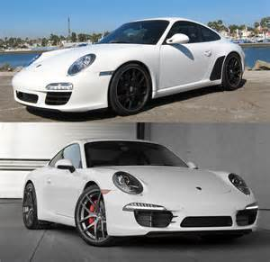Porsche 991 Vs 997 Buying A Porsche 997 Vs A Porsche 991