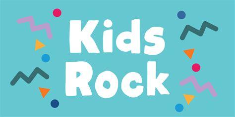 kids rock font fontspring