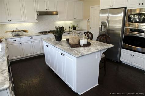 white kitchen cabinets dark wood floors pinterest the world s catalog of ideas